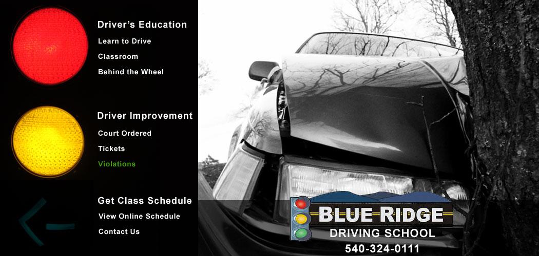 Blue Ridge Driving School Blue Ridge Driving School